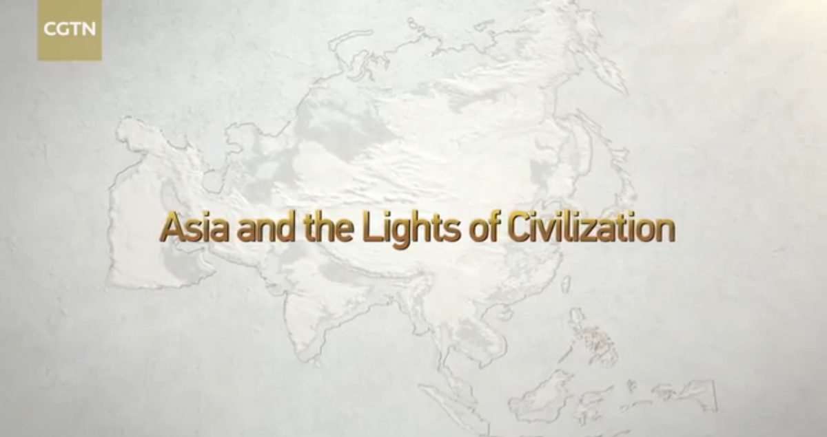 Asia and the Lights of Civilization- An Encyclopedia of Civilizations